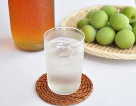 梅ジュース・梅シロップの作り方(冷蔵保存)