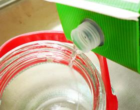 梅ジュース・梅シロップの作り方(道具の消毒)