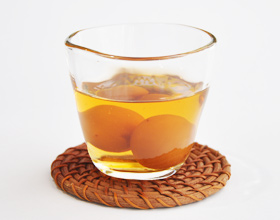 梅酒の作り方(飲み頃)