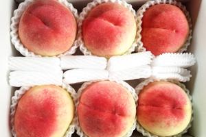 桃の箱2kg